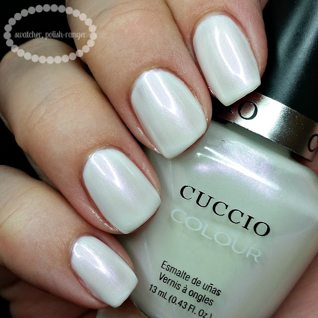 swatcher, polish-ranger | Cuccio Colour Fair Game swatch