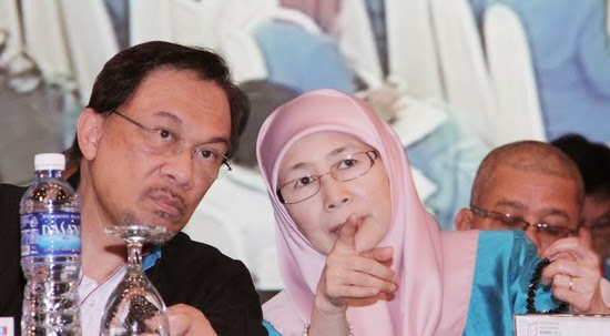 Parti anak beranak PKR Keluarga Anwar