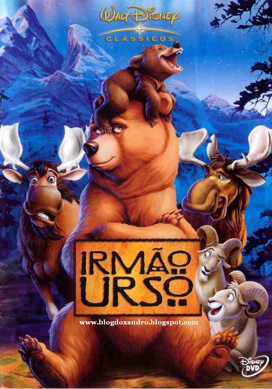Irmão Urso – HD 720p