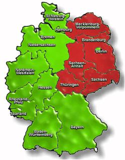 alemanha após a segunda guerra, divisão da alemanha, mundo bipolar