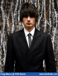 Mens Modern Long Haircut Hairstyle Ideas