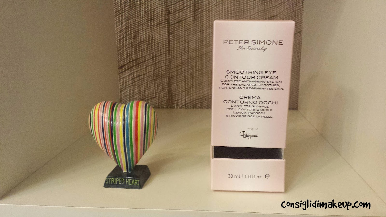 peter simone smoothing eye contour cream