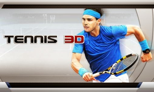 Download Game Tennis 3D Game