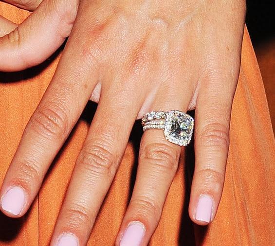 Danielle Jonas' Engagement Ring | Celebrity Engagement Rings