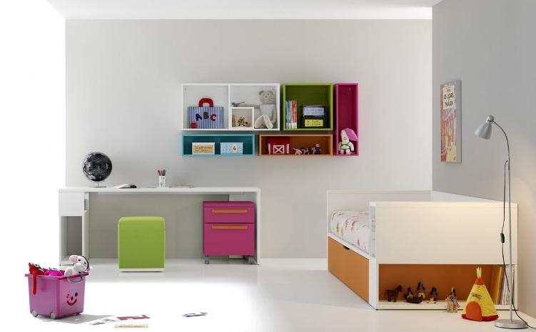 Kitchen home design dormitorios para ni os con muchos colores - Dormitorios infantiles ninos ...