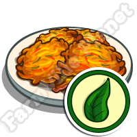 FarmVille Stem Latkes