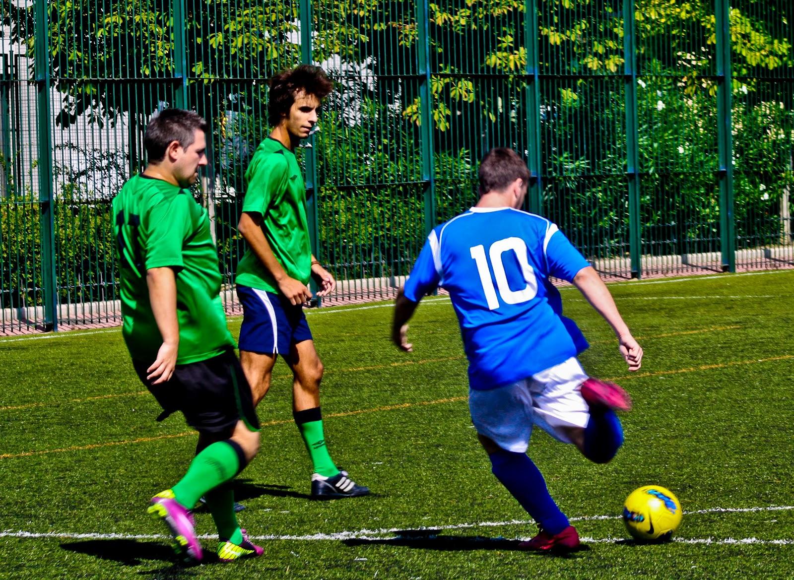 Uni n deportiva retiro fotos udr for Liga municipal marca