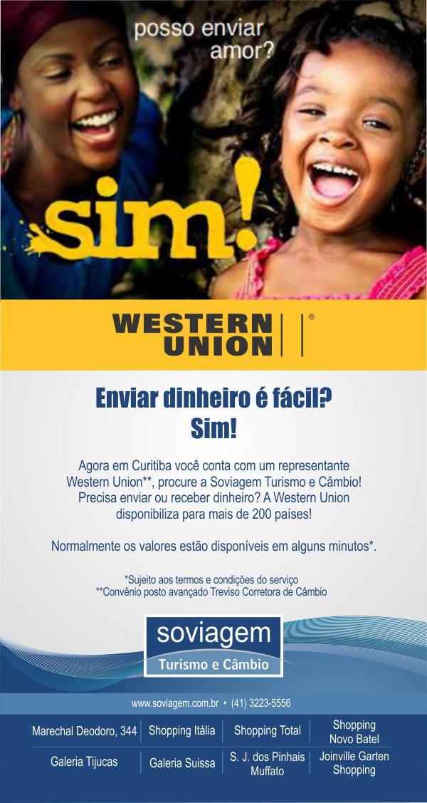Western union enviar dinheiro f cil sim pensando em enviar dinheiro para o exterior em Remessa de dinheiro para o exterior
