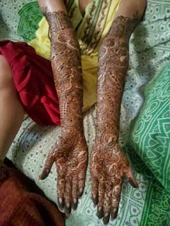 Hand Mehndi Designs 2014-15