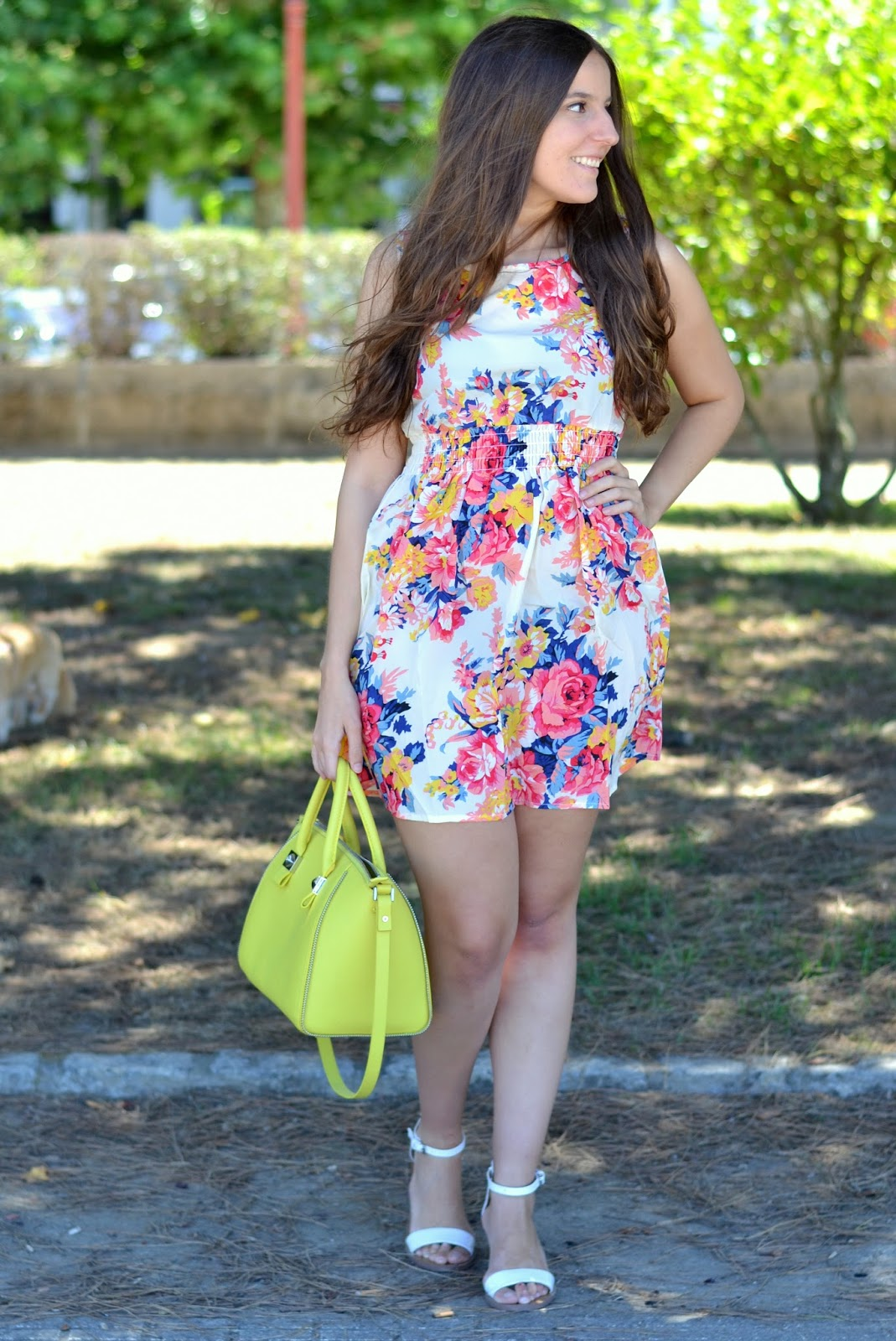 outfits cndirect floral print dress