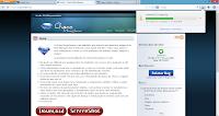Novo gerenciador de download do Firefox 20 - baixando arquivo