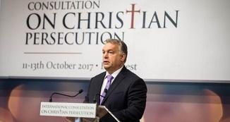 """Viktor Orban: """"Europa poate fi salvată doar prin întoarcerea la creştinism"""""""