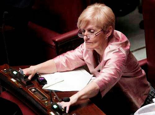 I pianisti in Parlamento