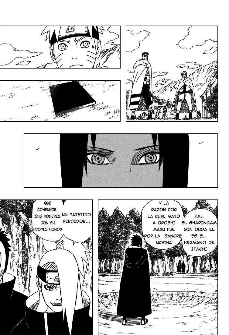 Naruto Shippuden Manga 357
