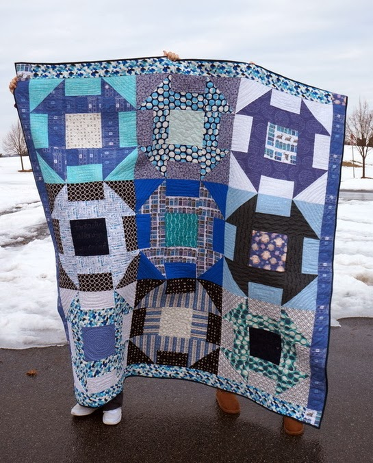 http://quiltyhabit.blogspot.com/2014/03/a-surprise-doctor-who-quilt-allons-y.html