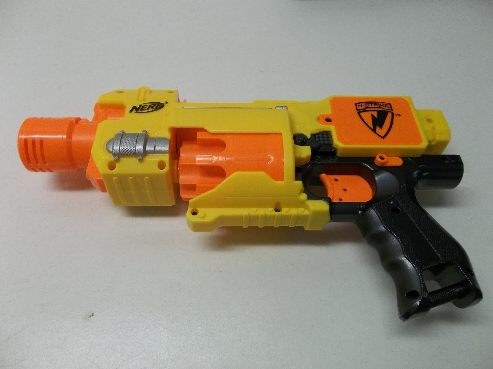 Nerf Barricade With StockNerf Barricade With Stock