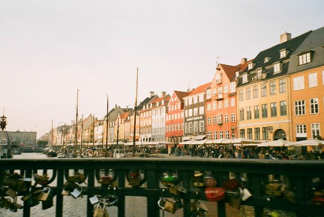 Nyhavn Copenhagen myharublog