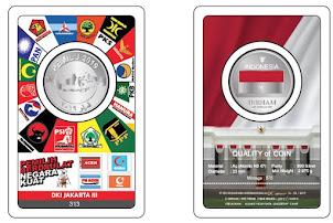 PEMILU 2019 - INDONESIA(ASEAN, Serie 2)
