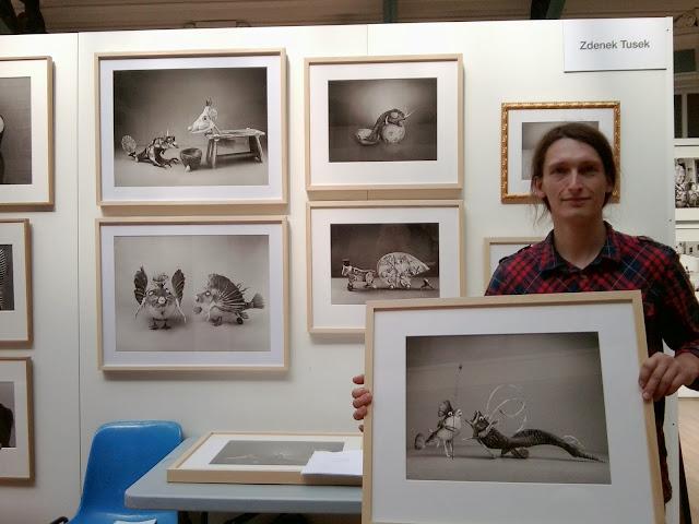 ENTREFOTOS 2013, Feria de fotografía, Fotografía de autor, Madrid, Casa del Reloj, Fotógrafos españoles, Blog de Arte, Voa-Gallery, Zdenek Tusek,