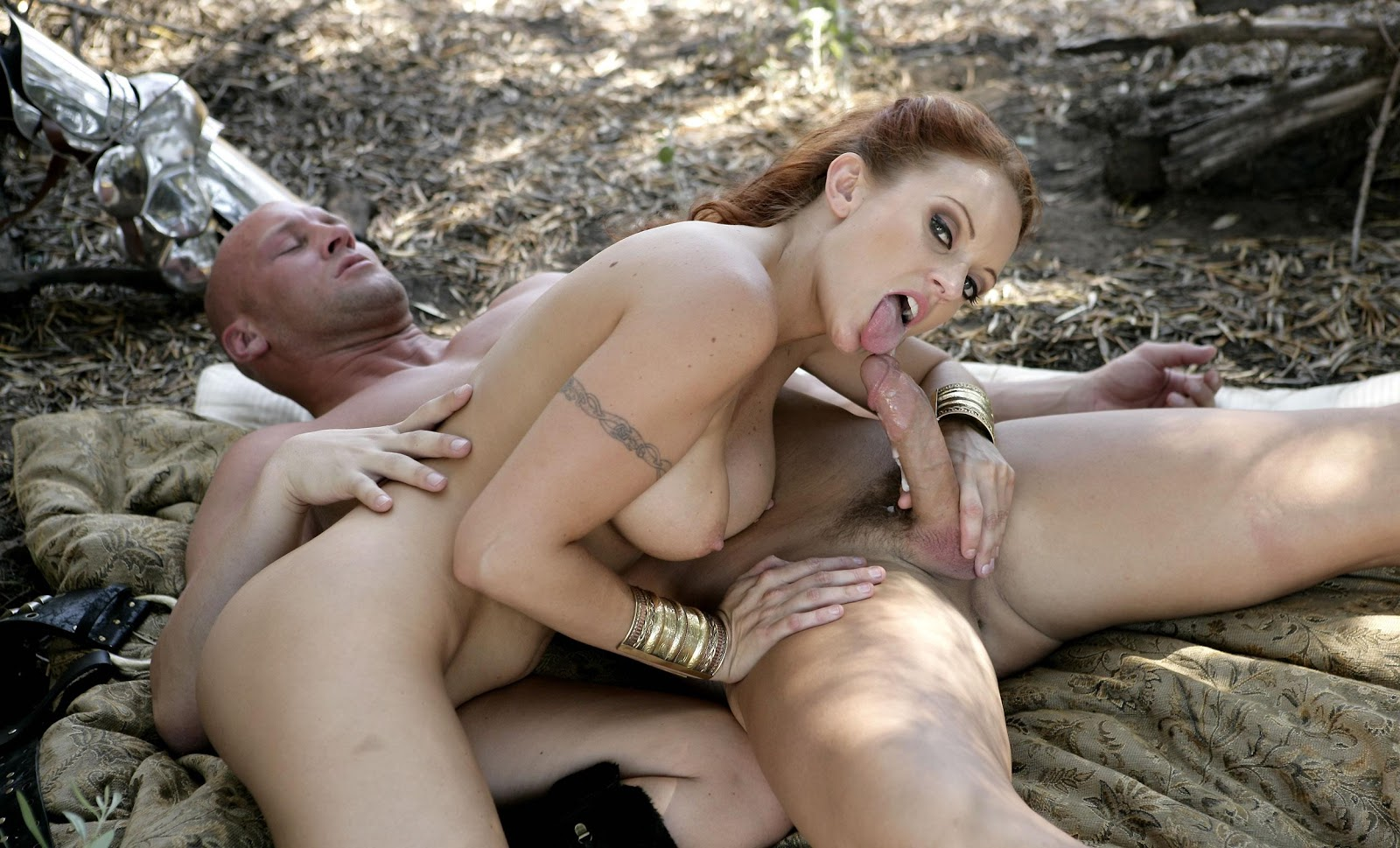 Rocco siffredi nails 2 dick hungry workout sluts 4