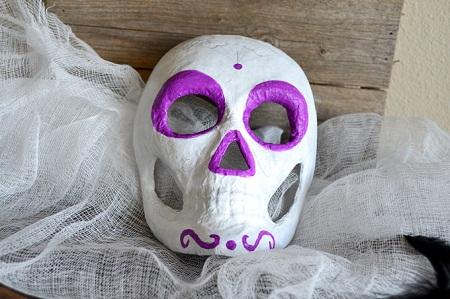 MuyVariado.com: Máscara Para Halloween, Calavera, Fiestas, Disfraces