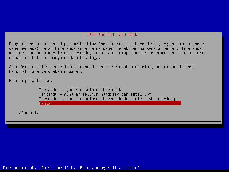 Instalasi Sistem Operasi Debian 6 1 Untuk Server Voip Sini Cari