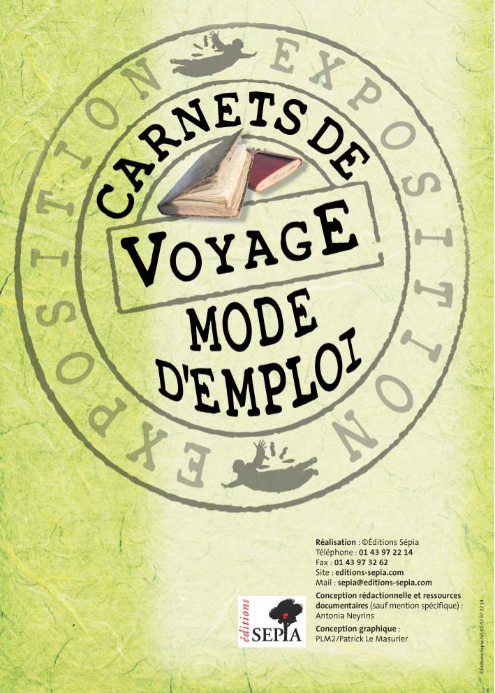 les carnets de voyage d 39 antonia neyrins exposition carnets de voyage mode d 39 emploi du 4 au 25. Black Bedroom Furniture Sets. Home Design Ideas