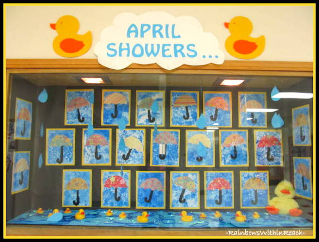April Showers Showcase from Weather RoundUP