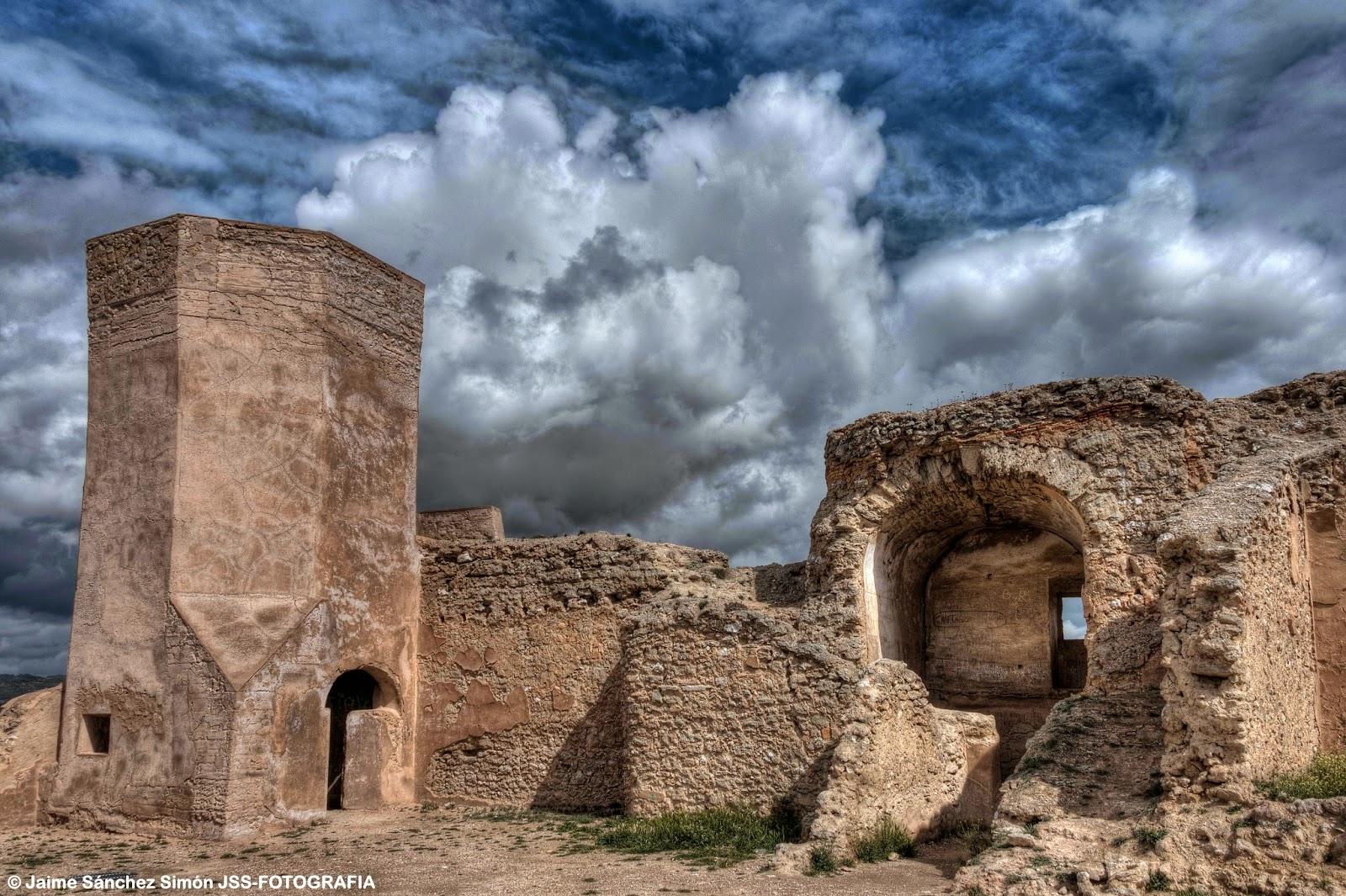 Jaime s nchez sim n jss fotografia castillo de ayud - Hotel castillo de ayud calatayud ...