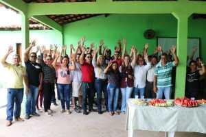A médica pediatra e pré-candidata à deputada estadual  no Baixo Parnaiba