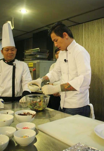 Chef Juna Master Chef Indonesia