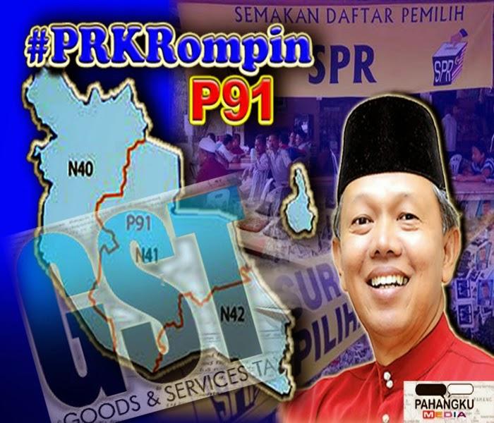 PRKRompin GST MADU ATAU RACUN PART 1