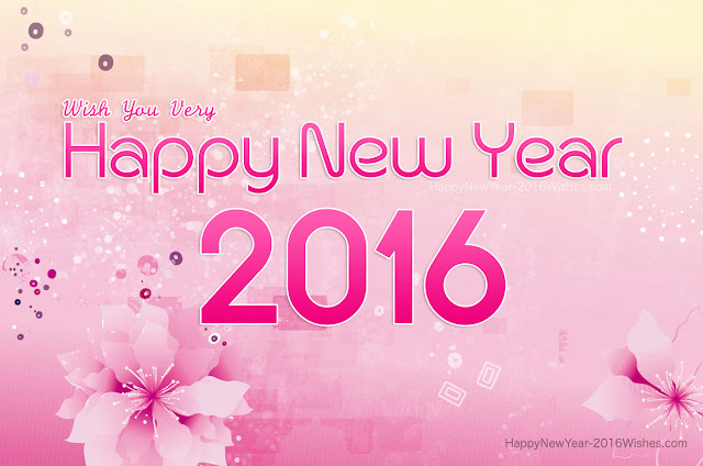 Happy New Year 2016 Mobile Pictures