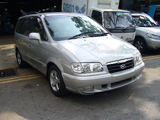 Hyundai Trajet 2004 Ulasan Dan Harga Mobil Baru Amp Mobil