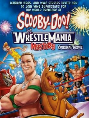 Scooby-Doo! WrestleMania Mystery (DVDRip Español Latino) (2014)