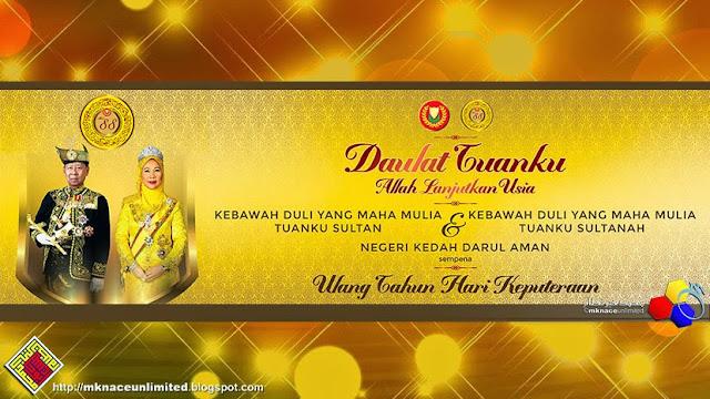 Hari Keputeraan Sultan Kedah ke-88