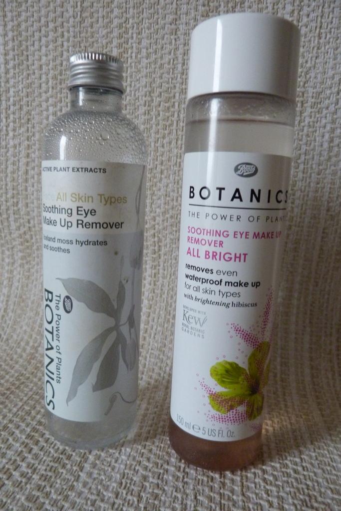 Boots Botanics Soothing Eye Makeup Remover 4 25 - Mugeek ...