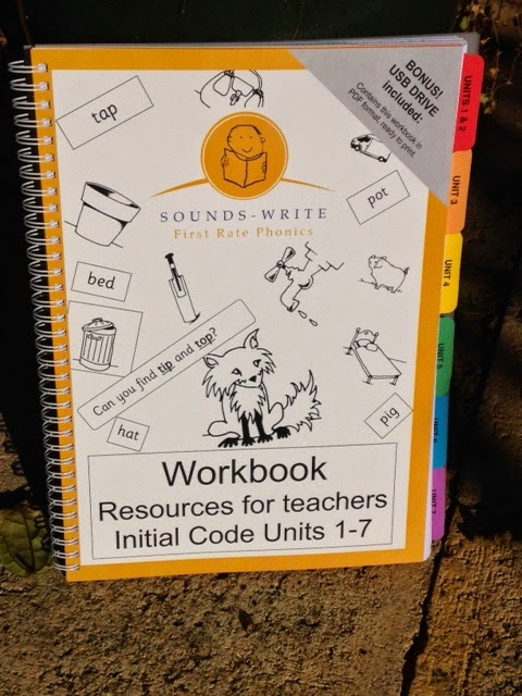Sounds Write Workbook Initial Code 1 - 7