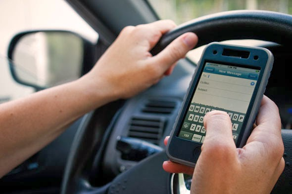 Freight teamsters new rule bans use of hand held mobile phones while