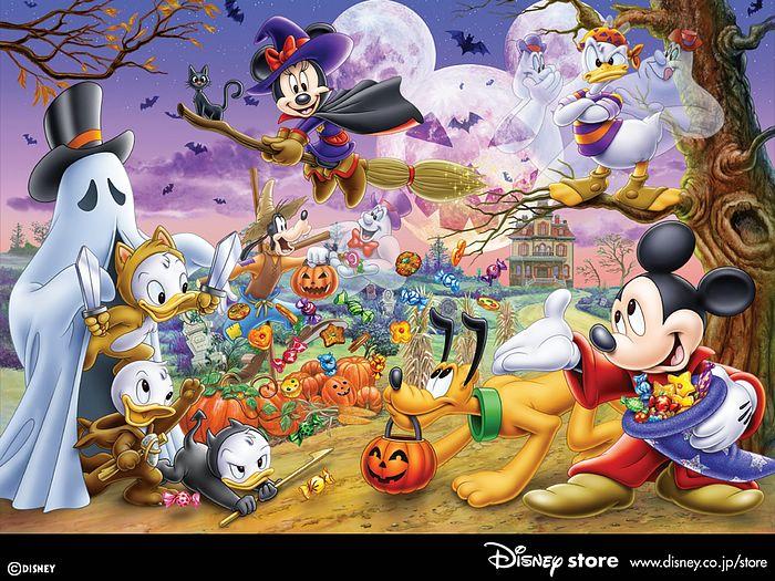 free desktop wallpaper disney halloween wallpaper