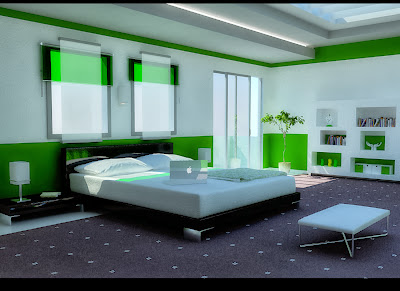 Interior Bedroom Design