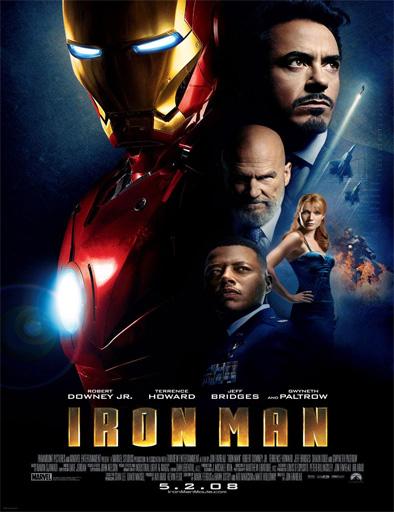 Ver Iron Man 1 (El hombre de hierro) (2008) Online
