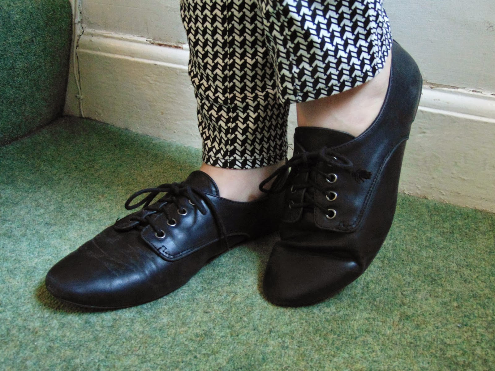 put a spring in your step! brogue dorothy perkins