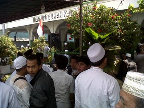 Tiga Wasiat KH. Muchit Muzadi Sebelum Meninggal