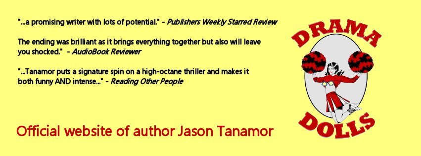 It's the author Jason Tanamor!