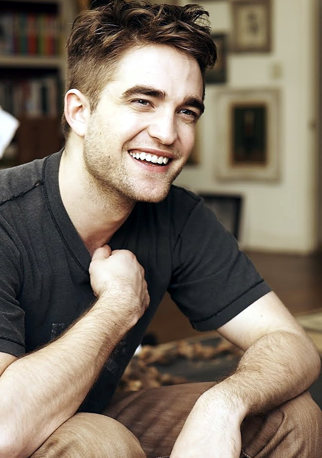 Robert Pattinson New Photos