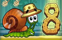Snail Bob 8: Island Story   Juegos15.com