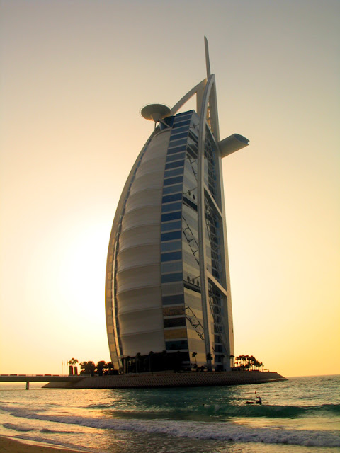 Burj Al Arab Towers Dubai