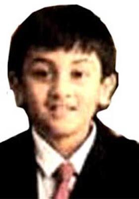Rare Childhood Pic Of Ranbir Kapoor