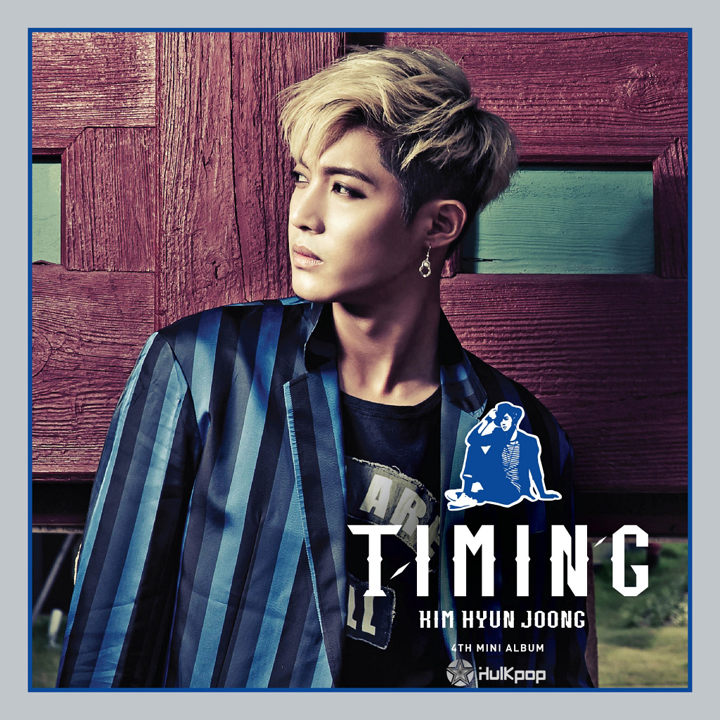Kim Hyun Joong – TIMING – EP